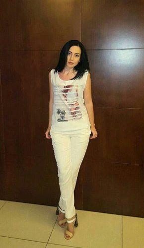 Çılgın otelde buluşan bayan Gürcan